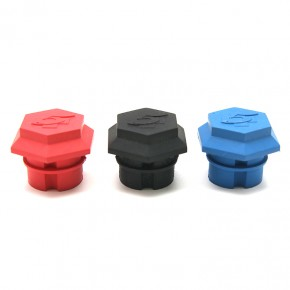 Hexagonal Cue Rubber